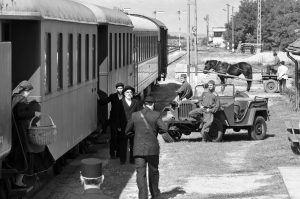 1945. Von Ferenc Török. Marcell Nagy, Iván Angelus, István Znamenák, Máté Novkov, Gergő Mikola, Miklós Székely B.