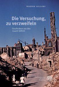 Sollors, Werner:Die Versuchung, zu verzweifeln.