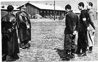 Slowakisches Arbeitslager für Juden