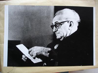 Fritz Bauer - Tod auf Raten. Foto: Berlinale