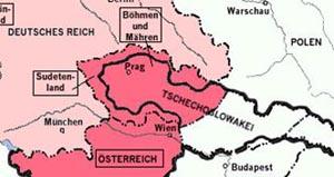 Die Tschechoslowakei 1938/39