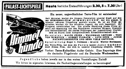 """""""Himmelhunde"""" - NS-Propagandafilm für die Jugend"""