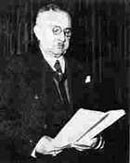 Premierminister Nikola Mandić