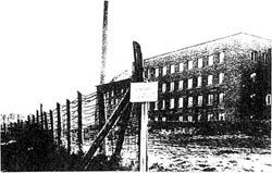 Fabrik der HeinkelVVerke, aufgenommen 1949