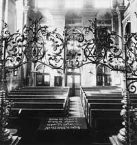 Cikánova synagoga