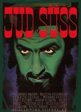 Filmplakat des antisemtischen Propagandafilms