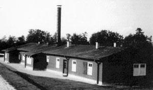 Das Krematorium.