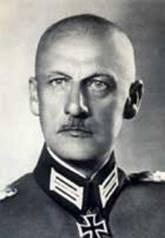 Generalfeldmarschall Wilhelm Ritter von Leeb (1876-1956)