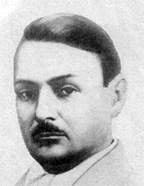 Der erste Sekretär des Leningrader Bezirkskomitees der Kommunistischen Partei, A.A. Zdanov