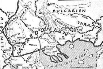 Befreites Mazedonien, in: Völkischer Beobachter 6. Mai 1941.