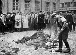 Bücherverbrennungen im Mai 1933