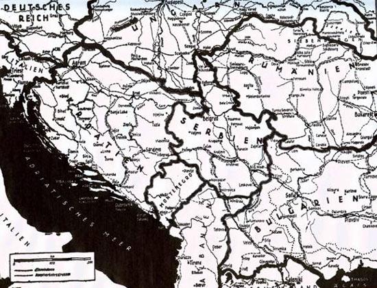 Jugoslawien im Zweiten Weltkrieg