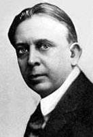 Der Dichter Octavian Goga (1881-1938)