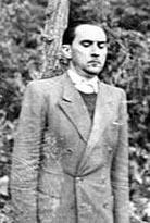 Der stellvertretende Ministerpräsident Mihai Antonescu (1907-1946)