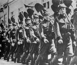 jüdische Arbeitsbataillone in der slowakischen Armee des Zweiten Weltkrieges