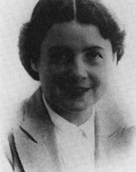 Erna Weiss, geb. Falk, verstorben kurz nach der Befreiung (1945)
